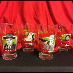 A Christmas Story Pint Glasses